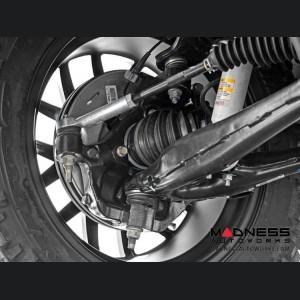 "Chevy Silverado 1500 4WD Suspension Lift Kit w/ KNUCKLE KIT 4WD - 3.5"" Lift - Cast Steel"